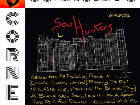 𝗖𝗼𝗻𝗻𝗼𝗹𝗹𝘆'𝘀 𝗖𝗼𝗿𝗻𝗲𝗿 - this week: Nite Rite n' .2 - Alberto Parmegiani, Soul Hunters