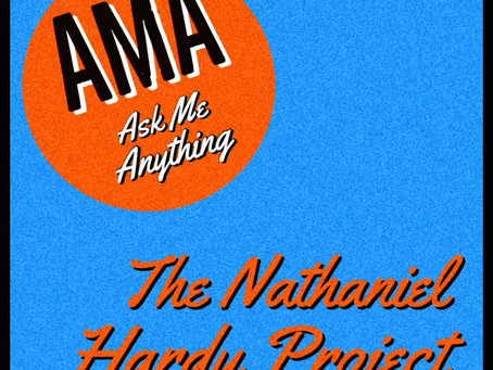 AMA - with The Nathaniel Hardy Project - out now!