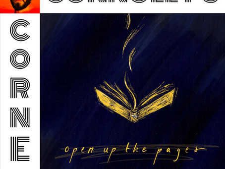 𝗖𝗼𝗻𝗻𝗼𝗹𝗹𝘆'𝘀 𝗖𝗼𝗿𝗻𝗲𝗿 - this week: Open up the Pages - Mark Houston