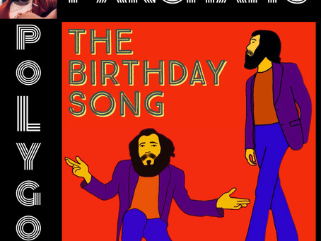 𝗣𝗮𝗻𝗰𝗵𝗮𝗺'𝘀 𝗣𝗼𝗹𝘆𝗴𝗼𝗻 - this week: The Birthday Song by Charles Connolly