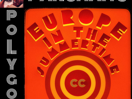 𝗣𝗮𝗻𝗰𝗵𝗮𝗺'𝘀 𝗣𝗼𝗹𝘆𝗴𝗼𝗻 - this week: Europe in the Summertime - Charles Connolly