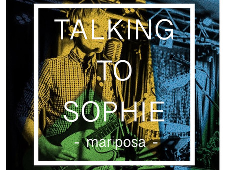 NAS 10 Questions with Talking to Sophie