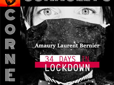 𝗖𝗼𝗻𝗻𝗼𝗹𝗹𝘆'𝘀 𝗖𝗼𝗿𝗻𝗲𝗿 - this week: Groundhog May - Amaury Laurent Bernier