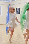 Pre School Ballet Classe