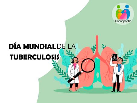 Día mundial de la tuberculosis: