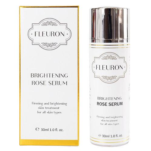 FLEURON - Brightening Rose Serum 30ml
