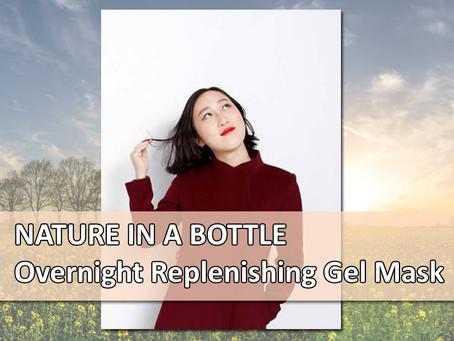 Nature in a Bottle - Overnight Replenishing Gel Mask