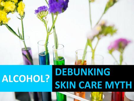 Debunking Skin Care Myth