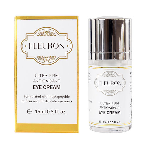FLEURON - Ultra-Firm Antioxidant Eye Cream 15ml