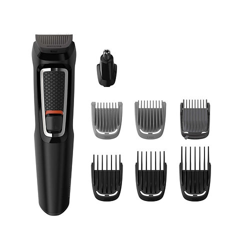 Cortabarba Y Cabello Philips MG3730/15 Kit 8 en 1
