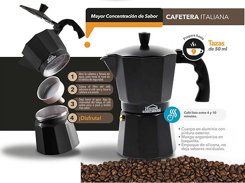 Cafetera Expresso HECO9N