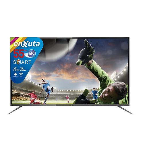 Smart Tv 55 4k - Enxuta