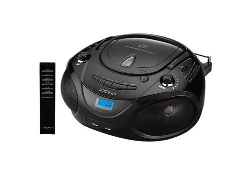Radio MP3/CD/Radio c/bluetooth Xion