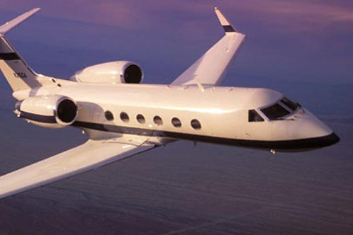 GULFSTREAM - RADOME EXCHANGES