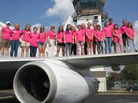 WAI Celebrates Successful Girls in Aviation Day