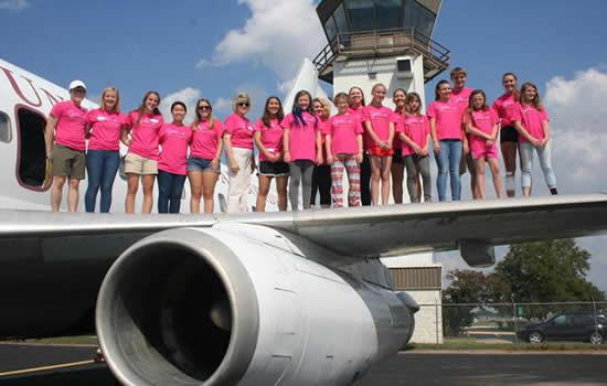 Saluki Aviators Chapter - Southern IL Univ.