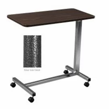Adjustable Height Overbed Table