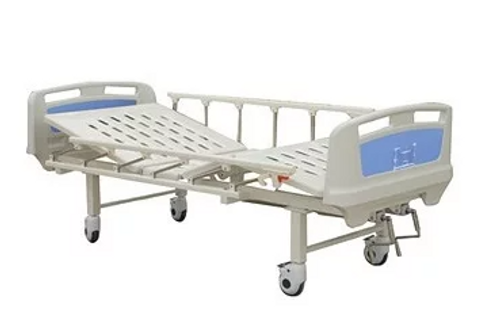 Manual Double Fowler Bed