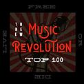The New Music Revolution Top 100 Logo.pn