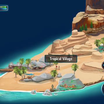 Song: Terra World Map