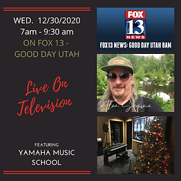 A YMS featured on Good Day Utah Fox 1.pn