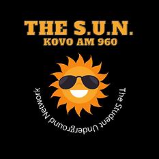 THE SUN - AM 960 Logo.png