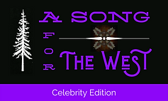 A Song for The West - Celebrity Edition.