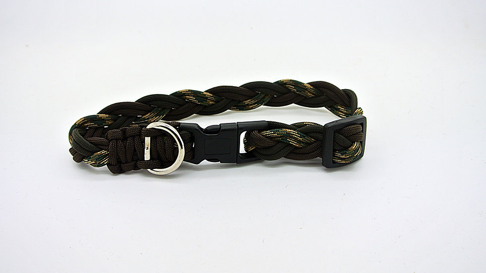 Camo Series Small Adjustable Collar