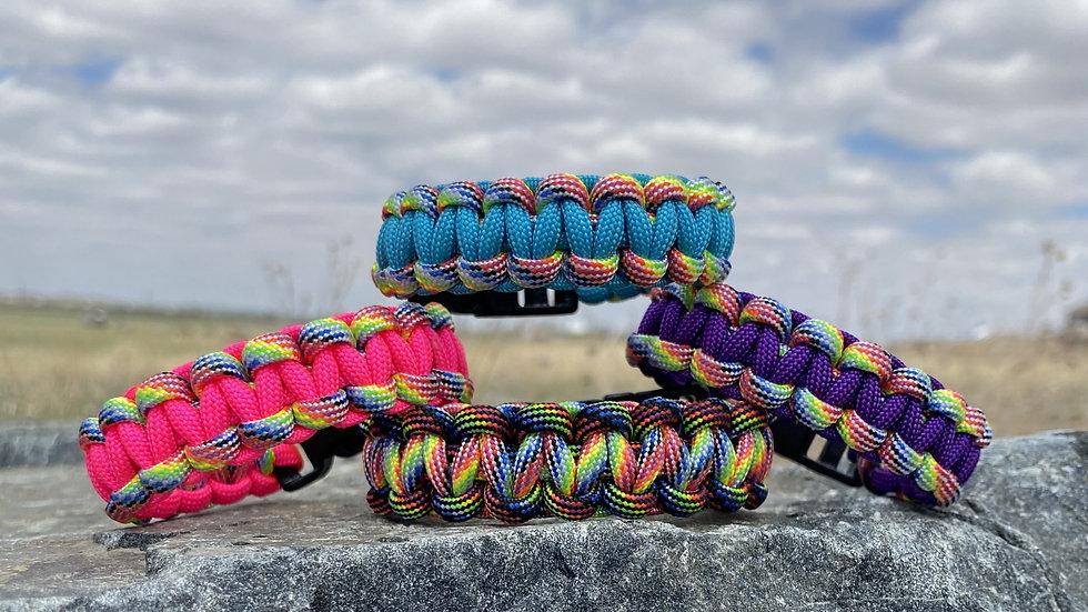 Cosmic Survival Bracelets