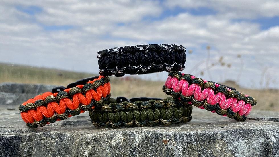 Camo Survival Bracelets
