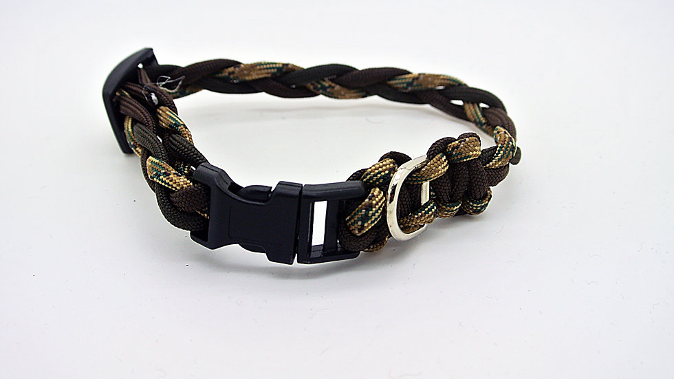 Extra Small Camo Step-In Collar