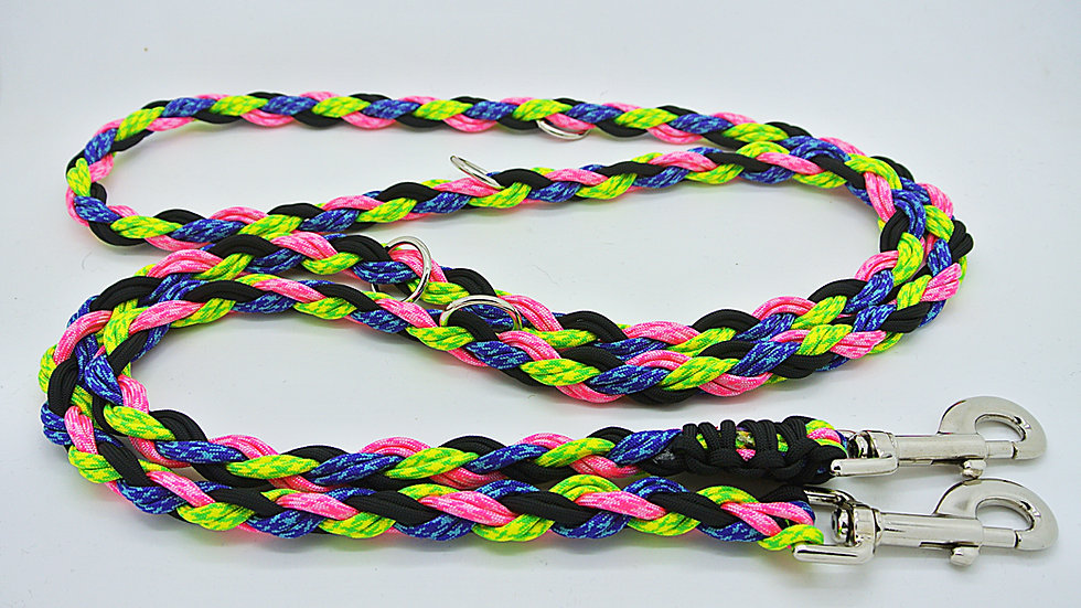 Neon Multipurpose Leashes