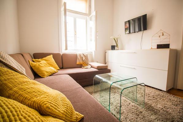 Zagreb Living Room