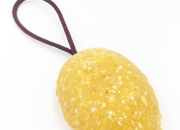 Shampoo Bar on A Rope - Ginger Grapefruit