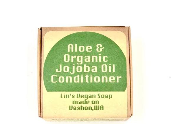 Aloe & Organic Jojoba Oil Hair Conditioner Bar