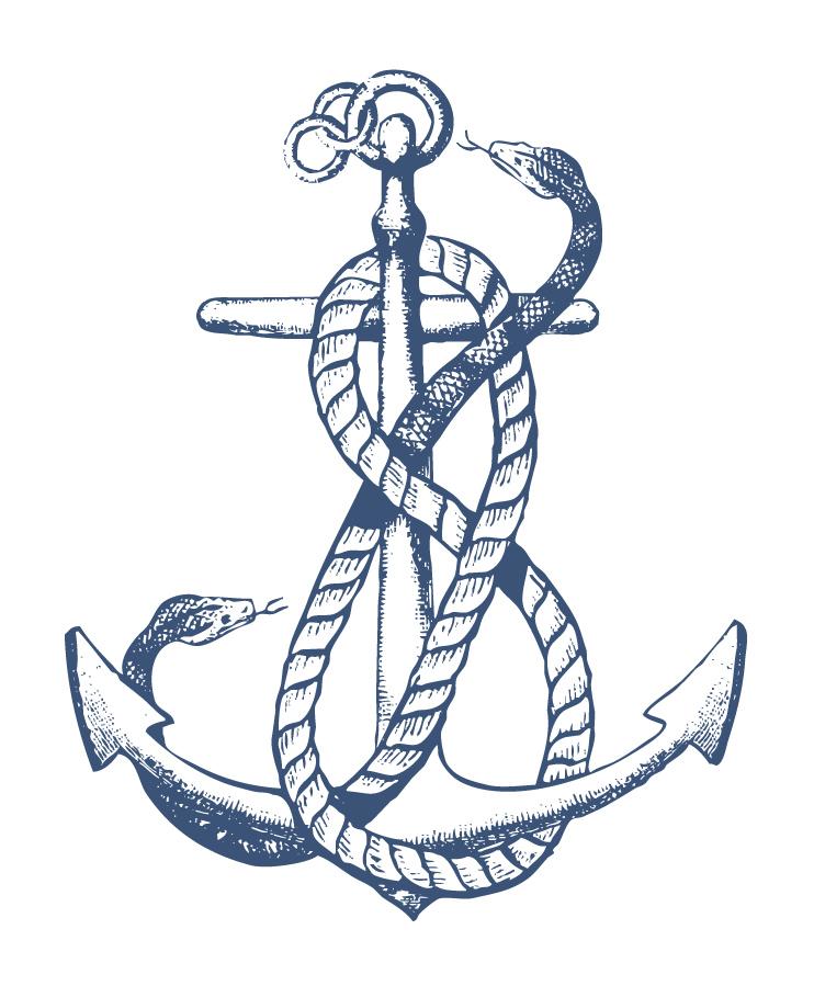 Anchor snake