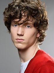 若い男性モデル