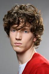 Modelo masculino joven
