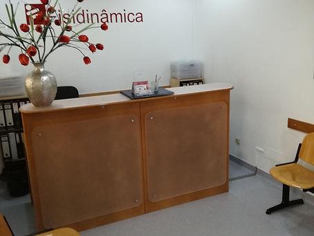 Fisidinamica - Instalações - Fisioterapia