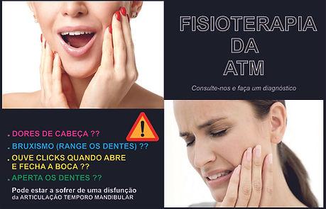 ATM, DTM, Disfunção Temporomandibular