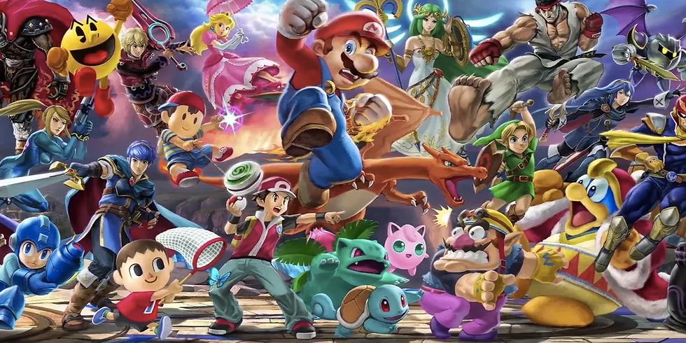 Friday Fight Night: Smash Bros