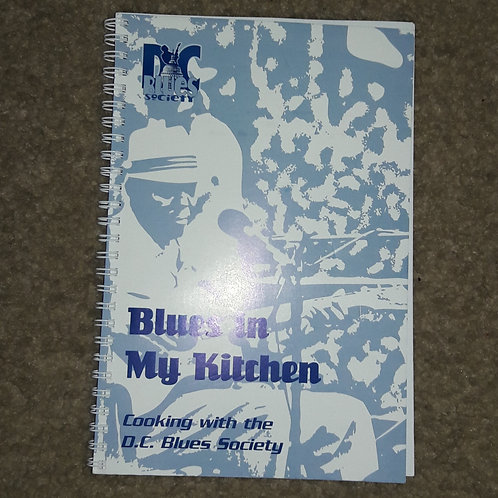DC Blues Society Cookbook