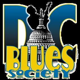 DC Blues Society Logo