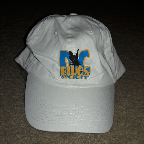DC Blues Society White Hat