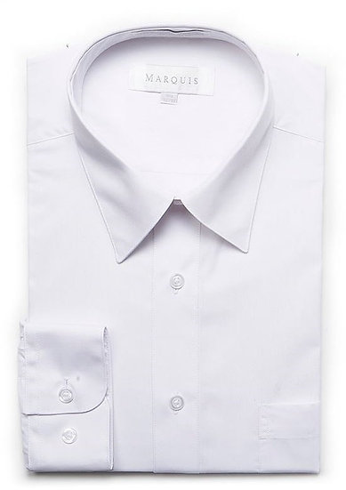 White Classic Dress Shirt