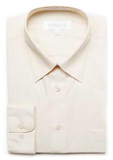 Ivory Classic Dress Shirt