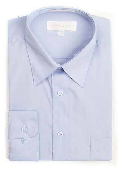 Light Blue Classic Dress Shirt