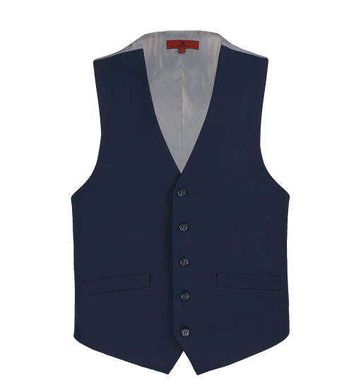 Blue Essential Vest