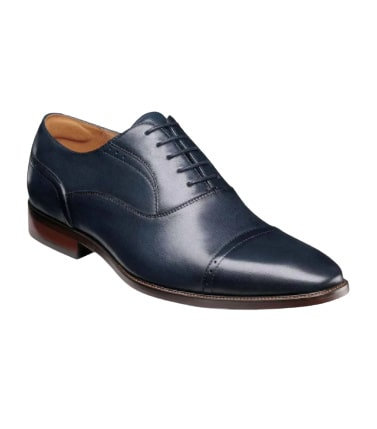 Sorrento Lace Up in Navy