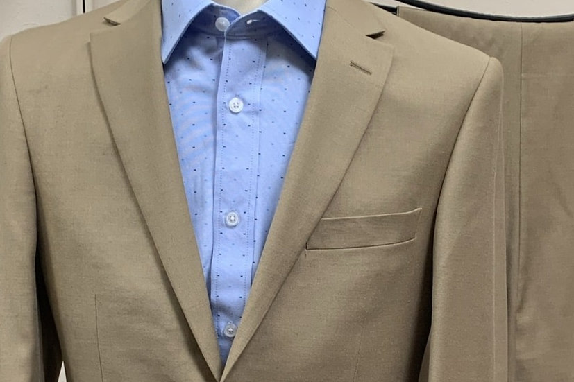 Tan Suit - Bertolini